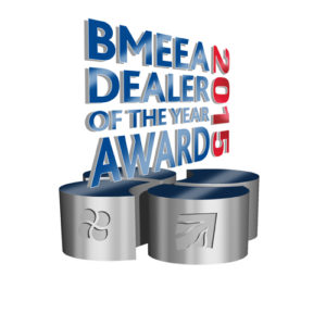 BMEEA_Dealer of the year 2015