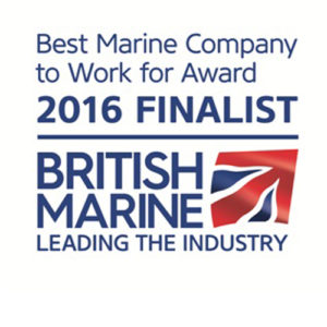 British marine Award 2016
